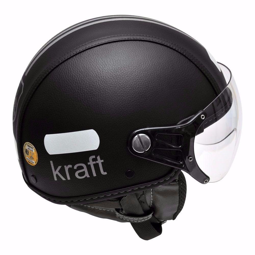 Capacete Revestido Plus Kraft
