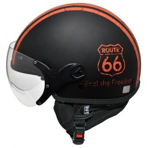 Capacete Route 66 Kraft Plus