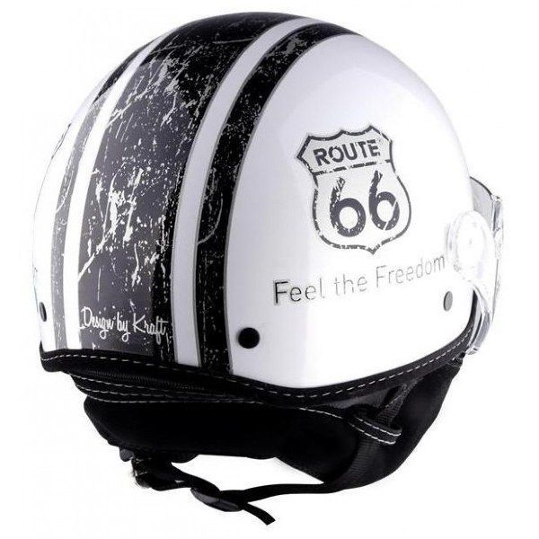 Capacete Route 66 Kraft Plus