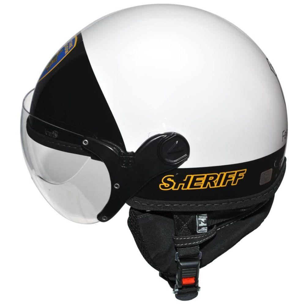 Capacete Sherif Kraft Plus