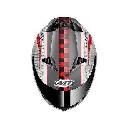 Capacete Mt Blade Max Power White