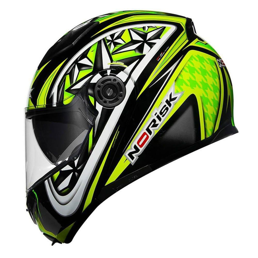 Capacete Norisk FF370 Freak Escamotiavel