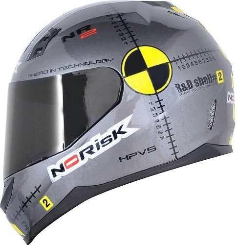 Capacete Norisk FF391 Road Test