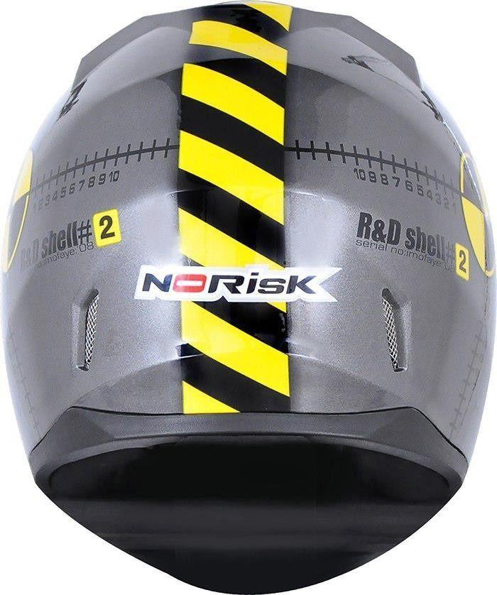 Capacete Norisk FF391 Road Test  - Motorshopp