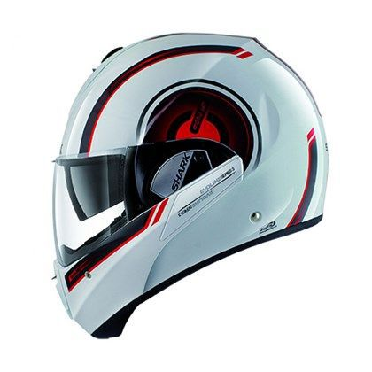 Capacete Shark Evoline Serie 3 Moov Up WKR