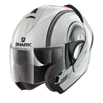 Capacete Shark Evoline Serie 3 Moov Up WKS