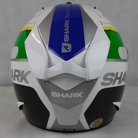 Capacete Shark Race R Pro Carbon Division WGY