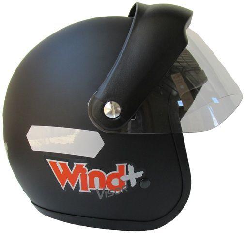 Capacete Taurus Aberto Wind Visor Masculino