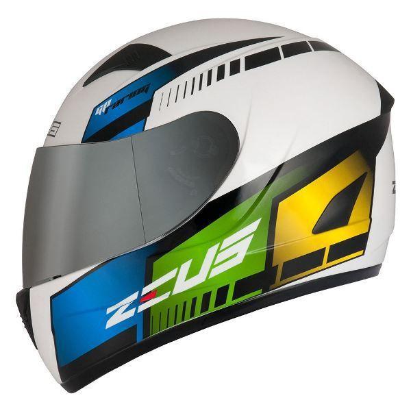 Capacete Zeus 810B J16 GP Racing