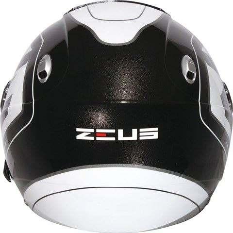 Capacete Zeus Aberto 202FB T45 Alva