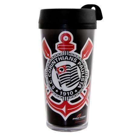 Copo Térmico do Corinthians  - Motorshopp