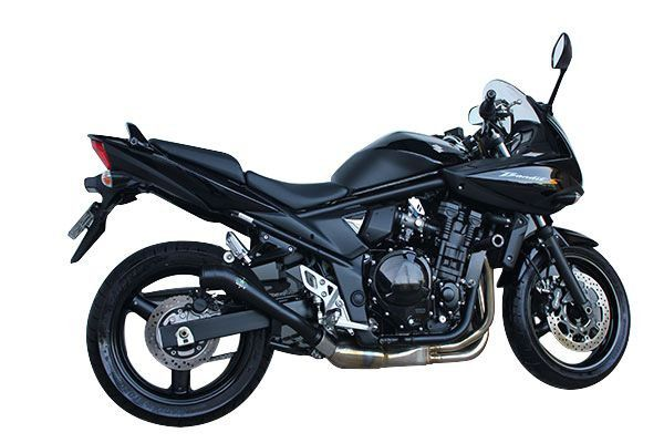 Ponteira Bandit 650 / 1250 / GSX 650F GPR Wacs  - Motorshopp