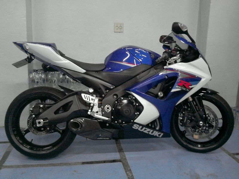 Escapamento Esportivo Suzuki GSXR 1000 08/10 Willy Made Firetong