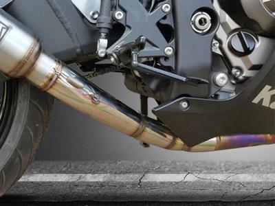 Escapamento Esportivo Kawasaki Zx10R 12/17 Flame Firetong  - Motorshopp