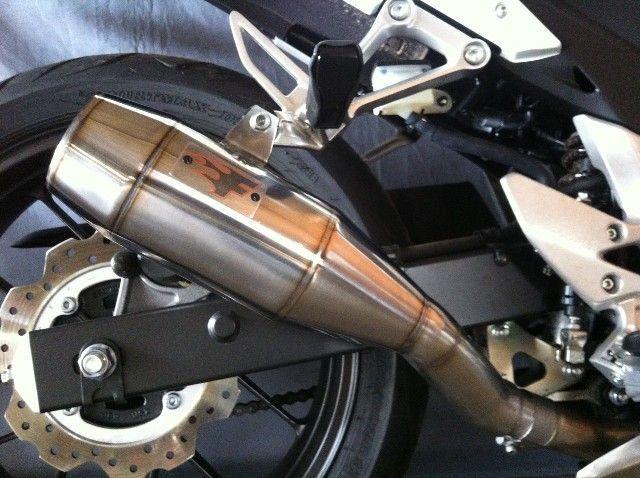 Escapamento Esportivo Kawasaki Ninja 636 13/17 Flame Firetong