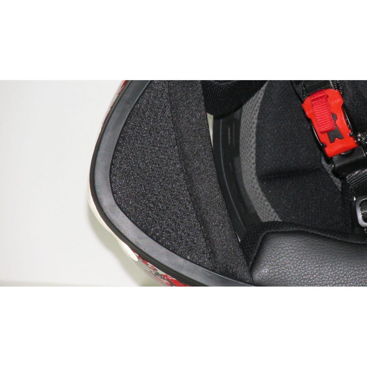 Capacete SSS Blackblade Luminii SS806  309 V2