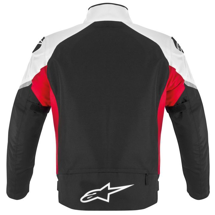 Jaqueta Alpinestars Alux Wp Black Red White