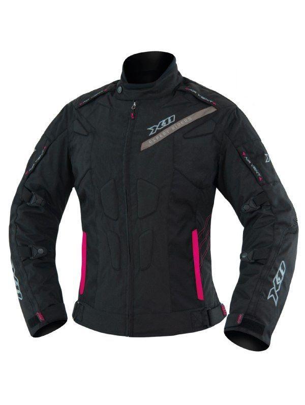 Jaqueta Motociclista X11 Evo3 Feminina