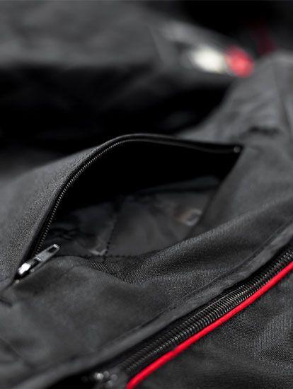 Jaqueta Motociclista X11 Evo Masculina Modelo Novo