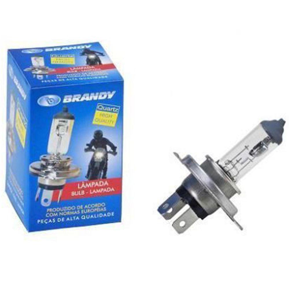Lampada Farol Brandy 12v 60/55W  - Motorshopp