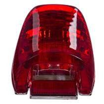 Lanterna Traseira Titan 150 Vermelha Protork  - Motorshopp