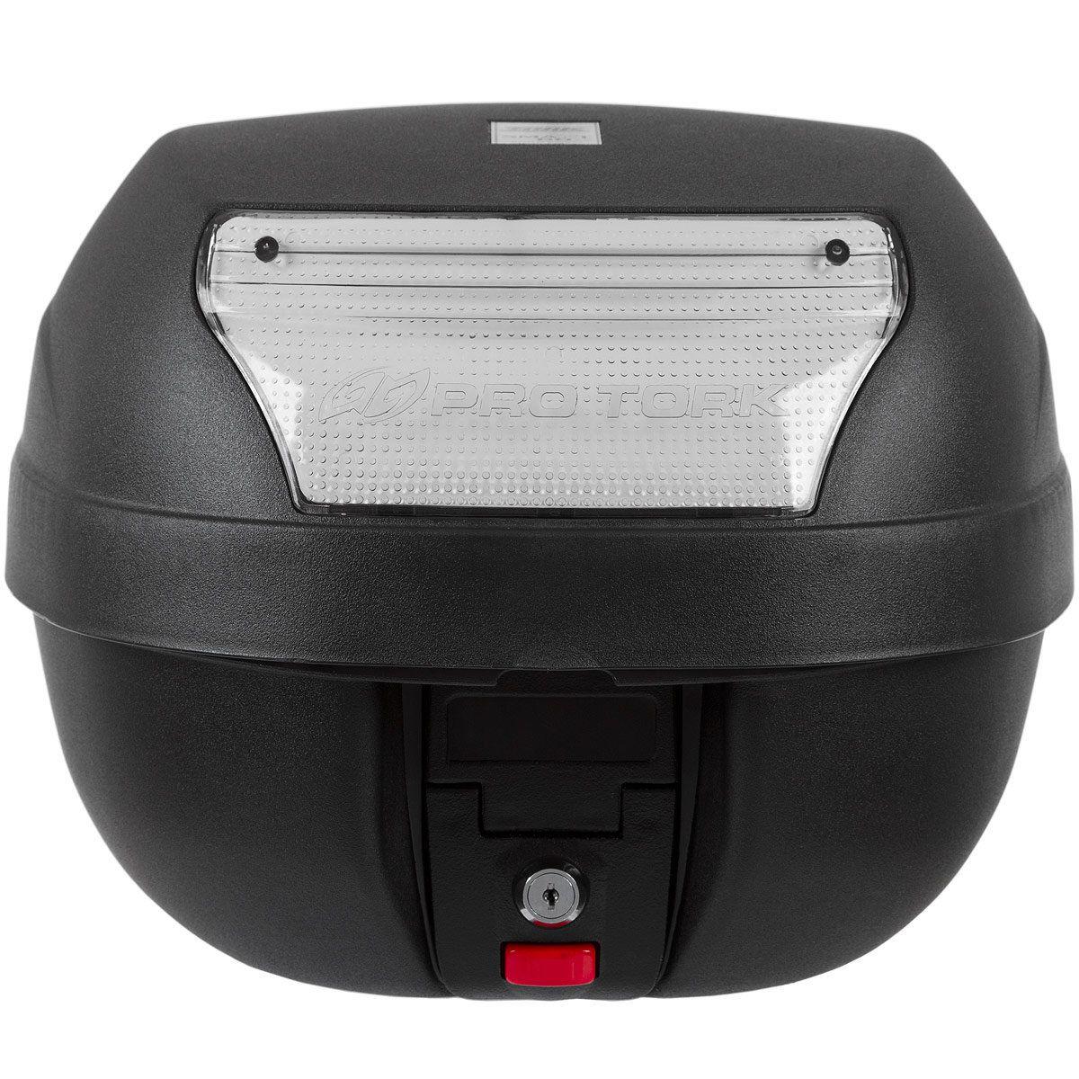 Lente com Defletor para Bauleto Smart Box 28L  - Motorshopp