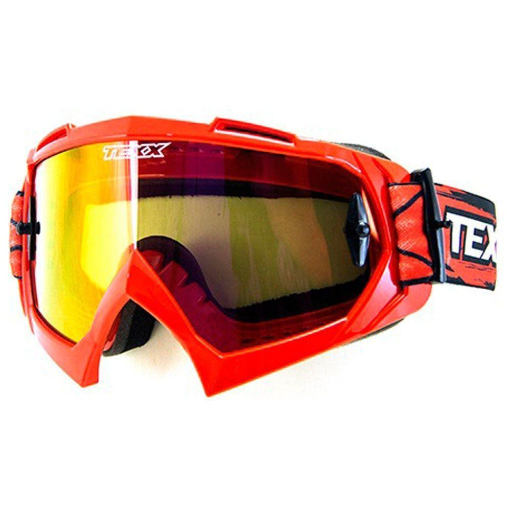 Oculos texx Fx1 Pro Off Road Lente Iridium