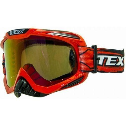 Oculos Texx Fx Madness com Lente Iridium  - Motorshopp