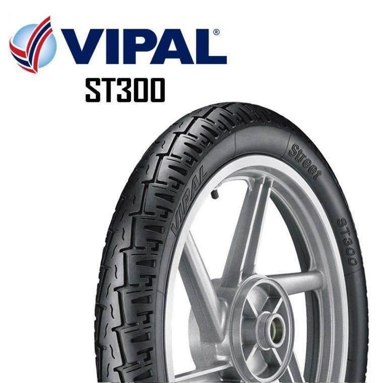 Pneu 100/90R18 Traseiro Titan 160 Strada Vipal ST300  - Motorshopp