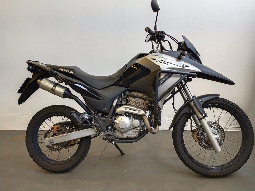 Ponteira Esportiva XRE 300 MK Race  - Motorshopp