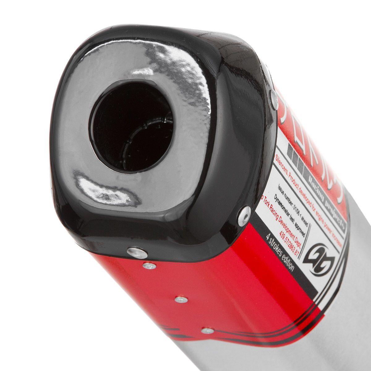 Ponteira V PRO Compatível com XR 200  - Motorshopp
