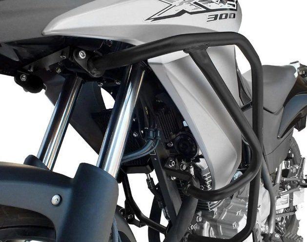 Protetor de Carenagem XRE 300 s/ Pedaleira Scam  - Motorshopp