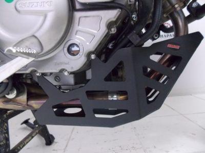 Protetor De Carter Suzuki Vstrom Dl 650 Em Chapa De Aço