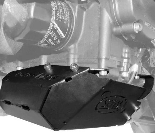 Protetor de Carter MT-09 Tracer 15/... Preto Scam