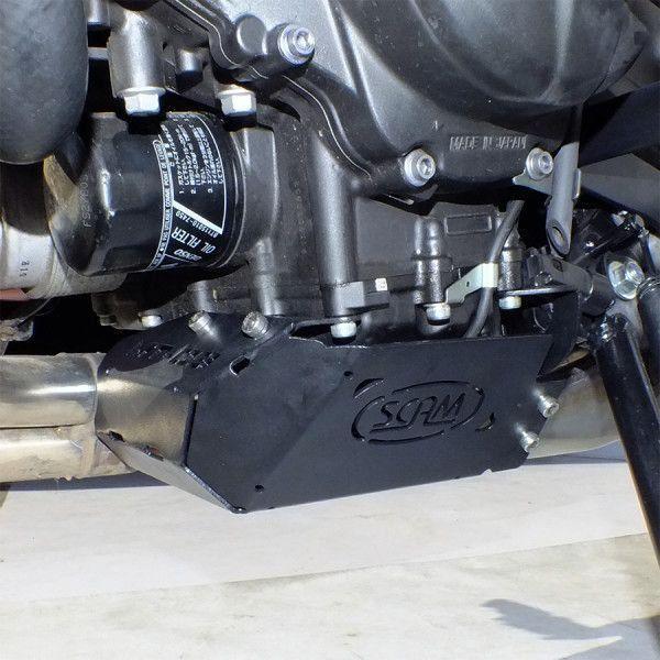 Protetor de Carter MT-09 Tracer 15/... Preto Scam  - Motorshopp