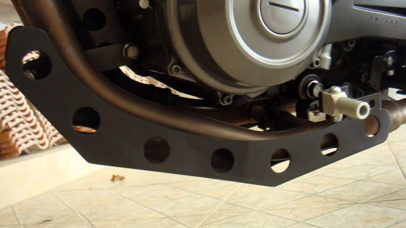 Protetor de Carter XT 660R Chapam  - Motorshopp