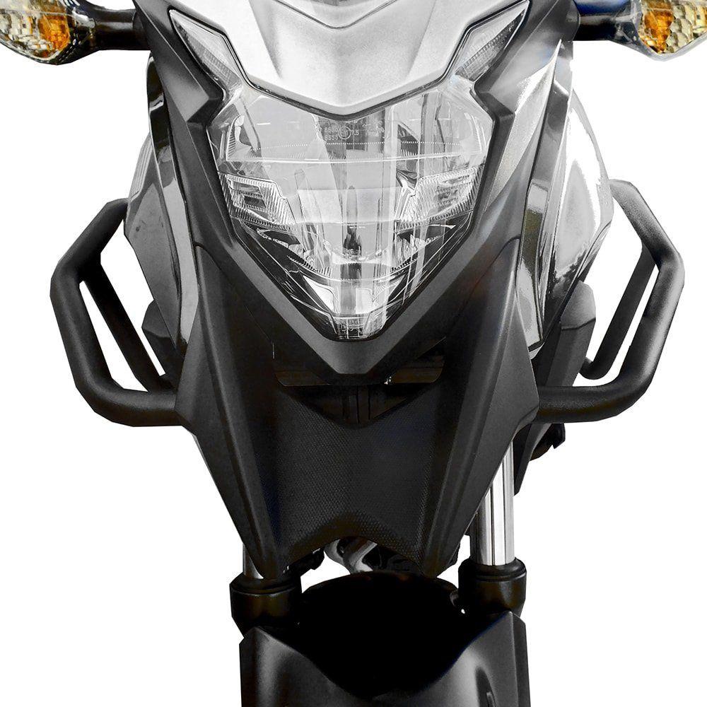 Protetor de Motor e Carenagem CB 500 X c/ Pedaleira Scam