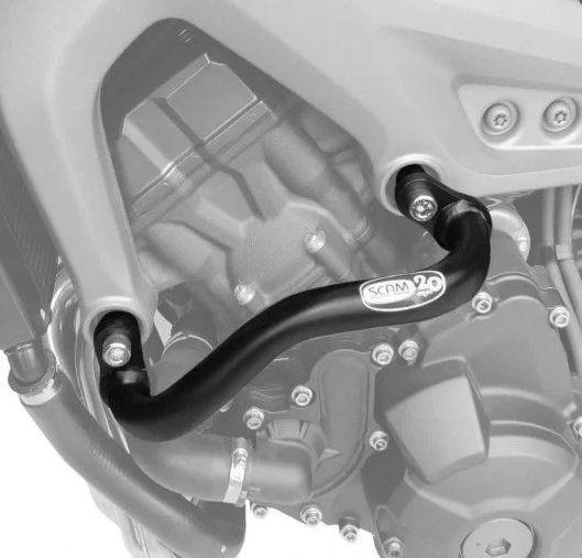 Protetor de Motor e Carenagem MT-09 2015 em Diante Scam
