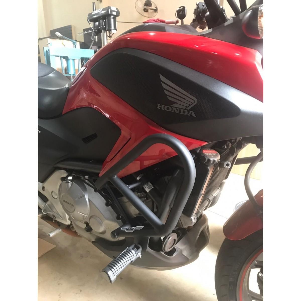 Protetor de Motor e Carenagem NC 700 NC 750X Bráz