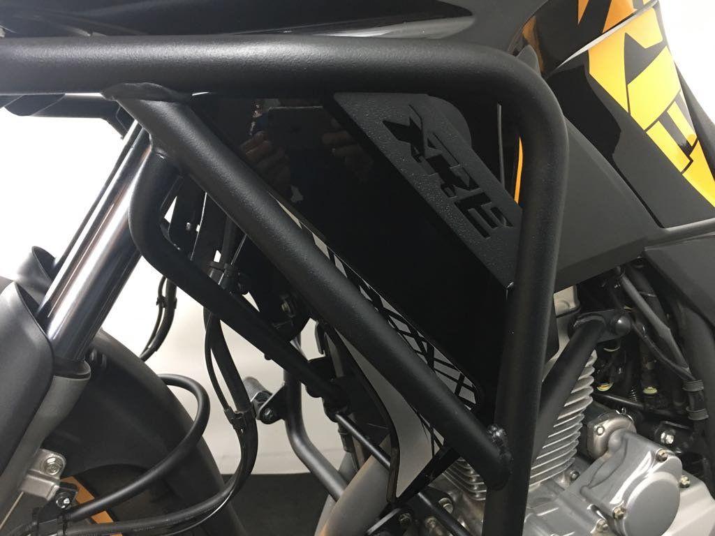 Protetor de Motor e Carenagem Xre 300 Bráz
