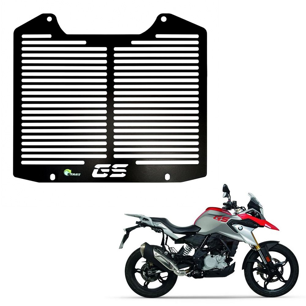 Protetor de Radiador G 310 GS 18/19 Start Racing