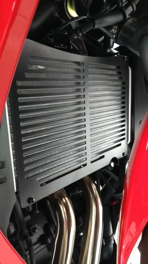 Protetor de Radiador CBR 500 R Start Racing