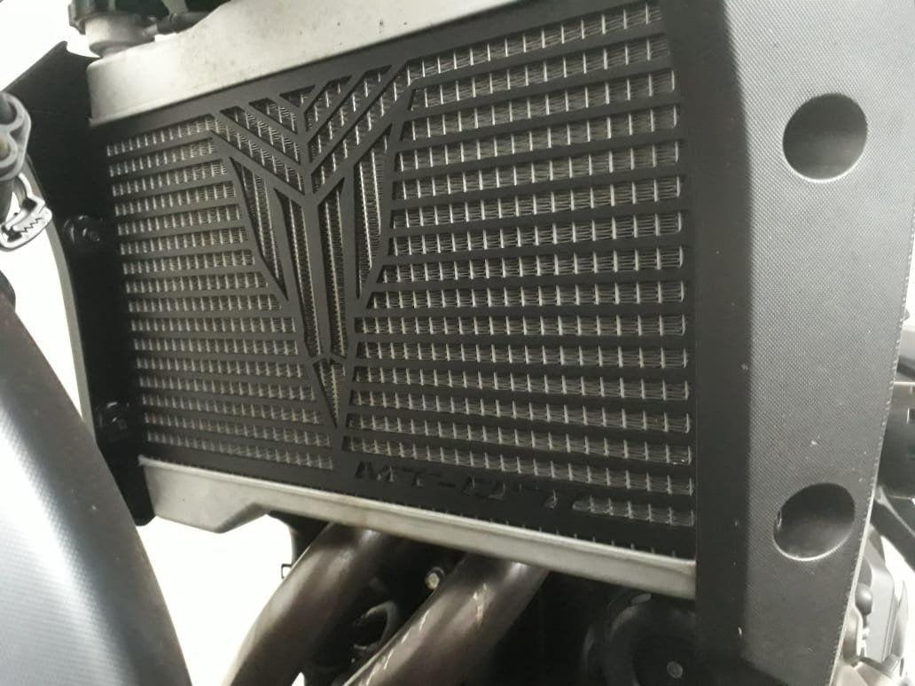 Protetor de Radiador Mt-07 Bráz  - Motorshopp