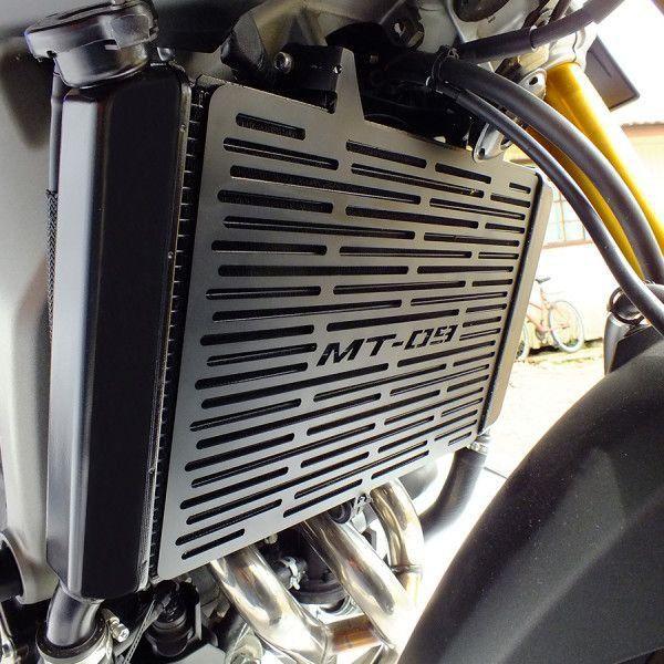 Protetor de Radiador MT-09 Tracer 2015 em dinte / Tracer 900 GT 2020 em diante Scam