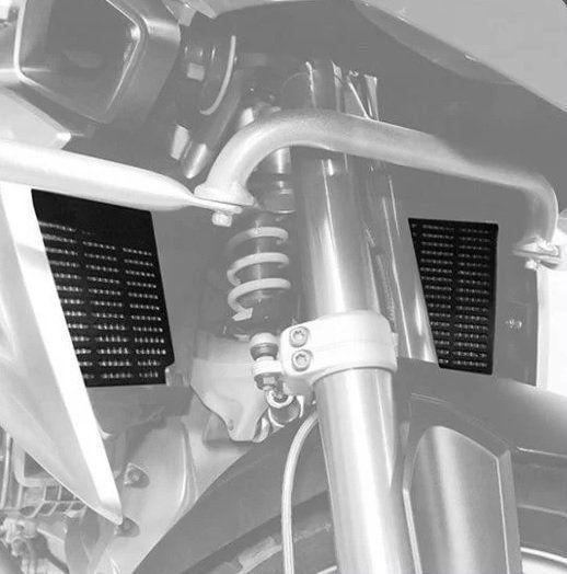 Protetor de Radiador R 1200 GS - Adv. 13/... Scam