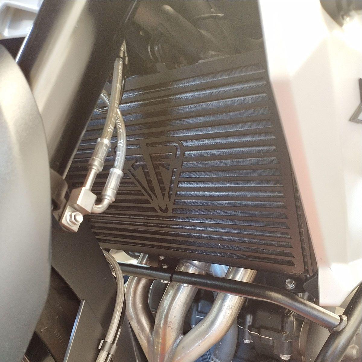 Protetor de Radiador Tiger 800 Bráz Acessórios  - Motorshopp
