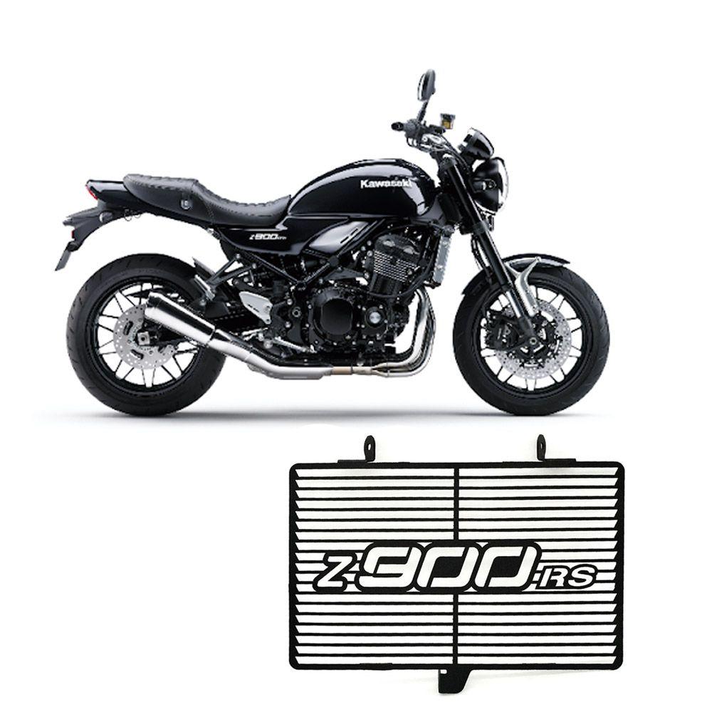 Protetor de Radiador Z-900 RS Carbono Bráz Acessórios