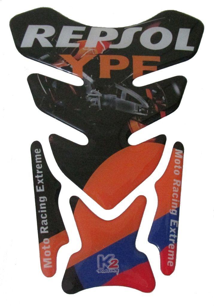 Protetor de Tanque Repsol YPF  K2 Racing