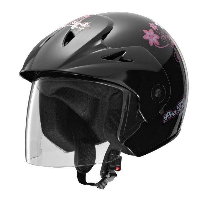 Capacete Protork Atomic For Girls  - Motorshopp