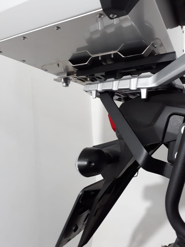 Reforço Bagageiro V-Strom DL 1000 / 650 2019 Braz Acessórios  - Motorshopp